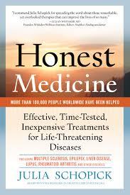Honest Medicine Julia Schopick